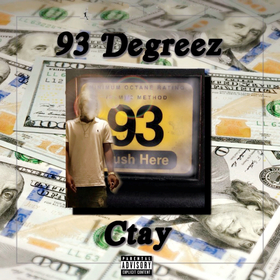 93 Degreez Ctay front cover