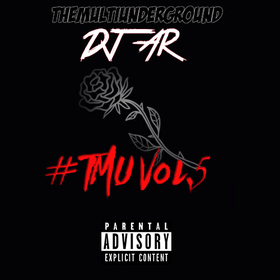 #TMU VOL5 DJ AR front cover