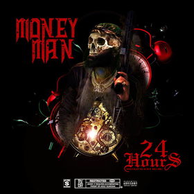 24 Hours Money Man front cover