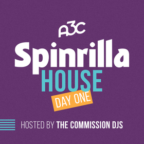 Spinrilla House: Day 1 A3C front cover