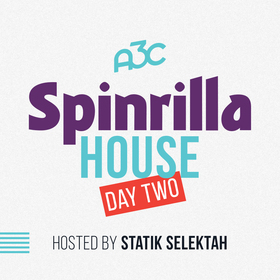 Spinrilla House: Day 2 A3C front cover