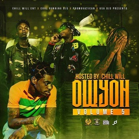 OWYON5 CHILL iGRIND WILL front cover