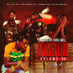 OWYON5.0 CHILL iGRIND WILL front cover