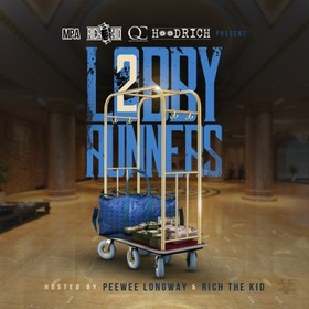 Lobby Runners 2 (Hosted by Peewee Longway & Rich The Kid) DJ Lil Keem front cover
