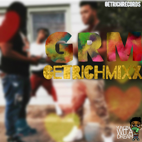 GetRichMixx - GRM TyyBoomin front cover