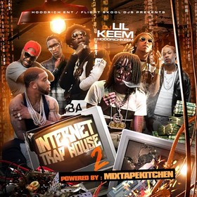 Internet Traphouse 2 DJ Lil Keem front cover