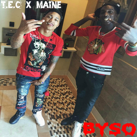 Maine Musik & T.E.C - BYSO TyyBoomin front cover