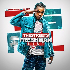 The Streets Freshman List DJ Dynamite front cover