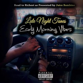 Late Night Tunes Early Morning Juice BamBino front cover