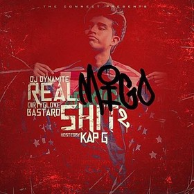 Real Migo Shit 2 (Hosted By Kap G) DJ Dynamite front cover