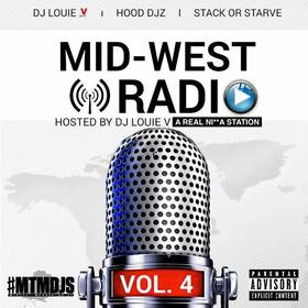 Mid-West Radio Vol.4 (Bangers Of The Week) DJ Louie V front cover