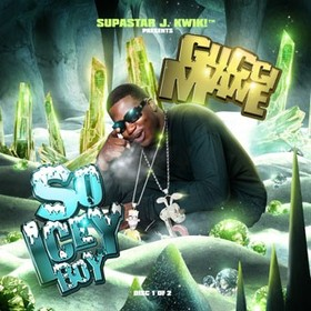 So Icey Boy (Disc 1 of 2) Gucci Mane front cover
