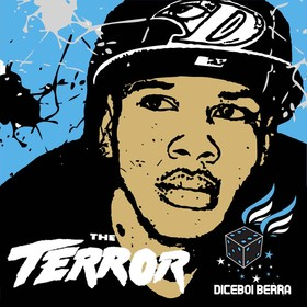 The Terror Berra front cover