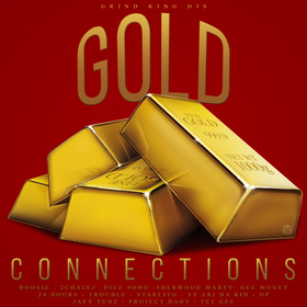 GOLD CONNECTIONS Jayy Tune front cover
