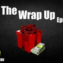 The Wrap Up Ep: King Trav front cover