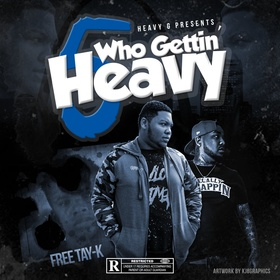 Who Getting Heavy 5 Heavy G front cover