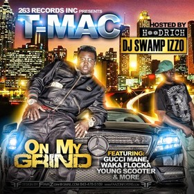 On My Grind T-Mac front cover