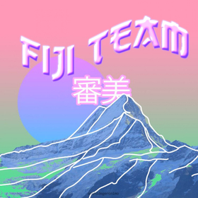 Fiji Team Vol. 1 Rayy Blank front cover