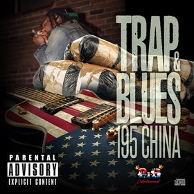 Trap & Blues 195 China front cover