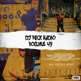 DJ Nick Radio 49 DJ Nick front cover