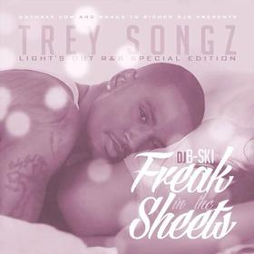 Trey Songz-Freak In The Sheets(Light's Out R&b Special Edition) DJ B-Ski front cover