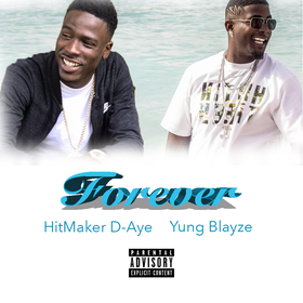 Forever (Single) D-Aye front cover