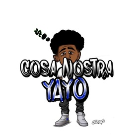 Cosa Nostra Yayo EP Cosa Nostra Yayo front cover