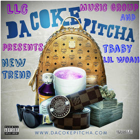 New Trend Lil Woah & T-Baby front cover