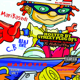 MariOtto Mixtape vol 1 MariBased1 front cover