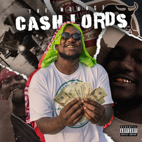 Cash Lords The Mixtape SouthSideShy front cover