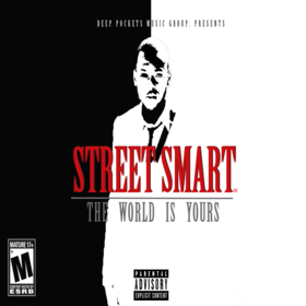 Street Smart 6K Fly front cover