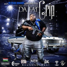 Da Fat Crip C Struggs front cover