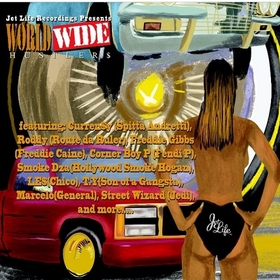 World Wide Hustlers Jet Life front cover