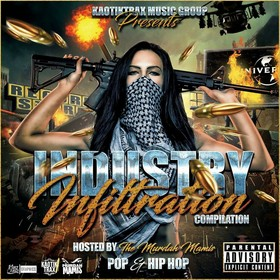INDUSTRY Infilltration Kaotikbeats front cover