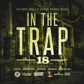 In The Trap 18 DJ ASAP front cover