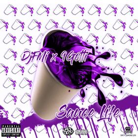 Sauce Life 9Gotti front cover