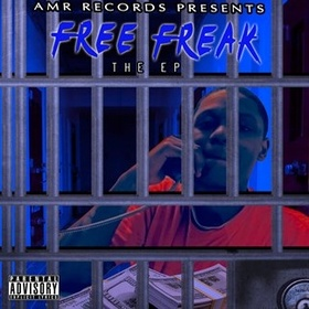 AMR Dee Huncho - Free Freak EP Heavy G front cover