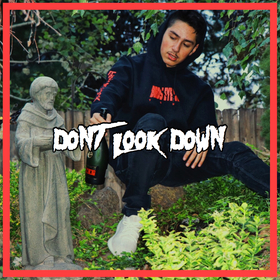 Dont Look Down Chico Yeezus front cover
