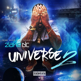 Universe 2 Dj Illy Jay front cover