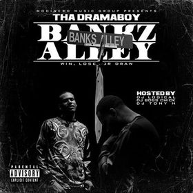 Tha Drama Boy DJ Tony H front cover