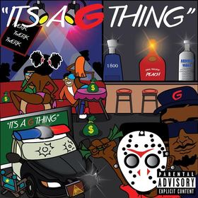 G x Project Pat    'Its a G thing'' Project Pat front cover
