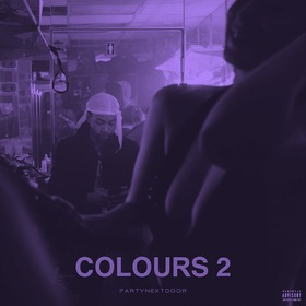 Colours 2 (Screwed Version) DJ Almighty Slow front cover