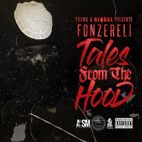 Fonzereli x Tales From The Hood DJ Johnny RIP front cover