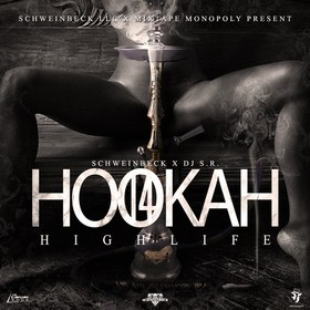 Hookah Highlife 14 DJ S.R. front cover