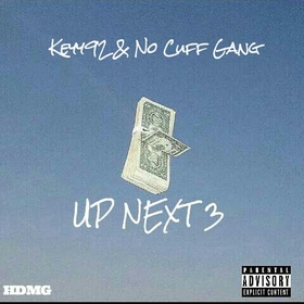 UP Next 3 Keyy92 front cover