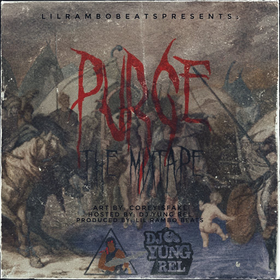 Purge Lil Rambo Beats front cover