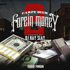 FOREiN MONEY 2 CARPE DIEM front cover