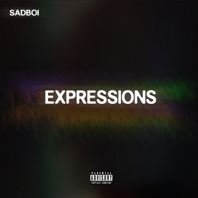 Expressions SadBoi front cover