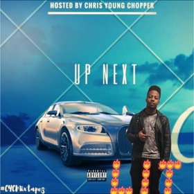 Up Next Chris Young Chopper front cover