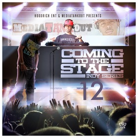 Coming To The Stage 12 DJ Pretty Boy Tank front cover